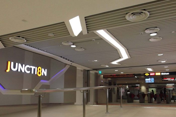 Junction 8 Shopping Centre (A & A)