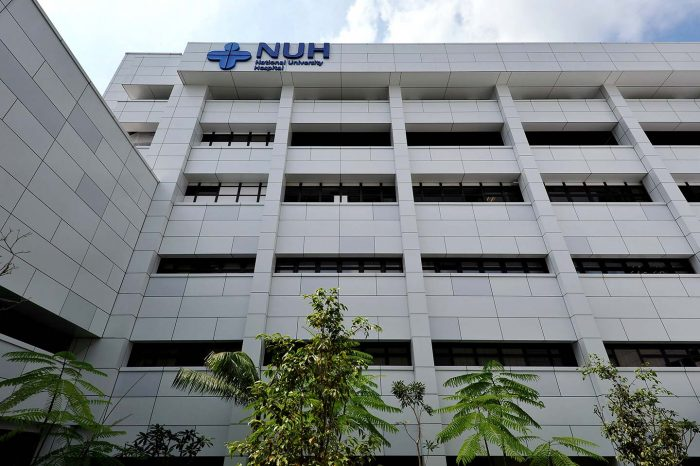 National University Hospital (Remodelling Phase 2)