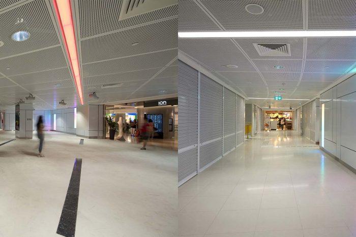 Orchard MRT Station (A & A)