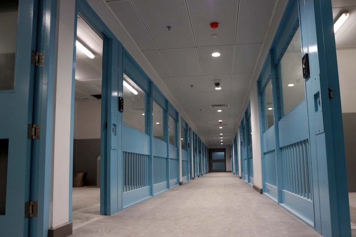 Prison Project (Non-Disclosure)