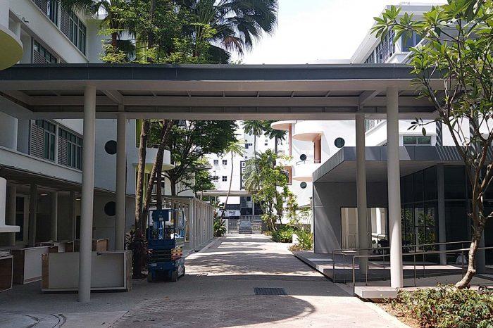 SMU Student Hostel @ Prinsep Street